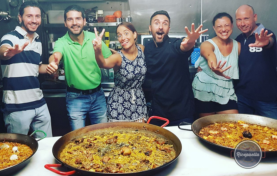 HAPPY RICEPAELLA 7
